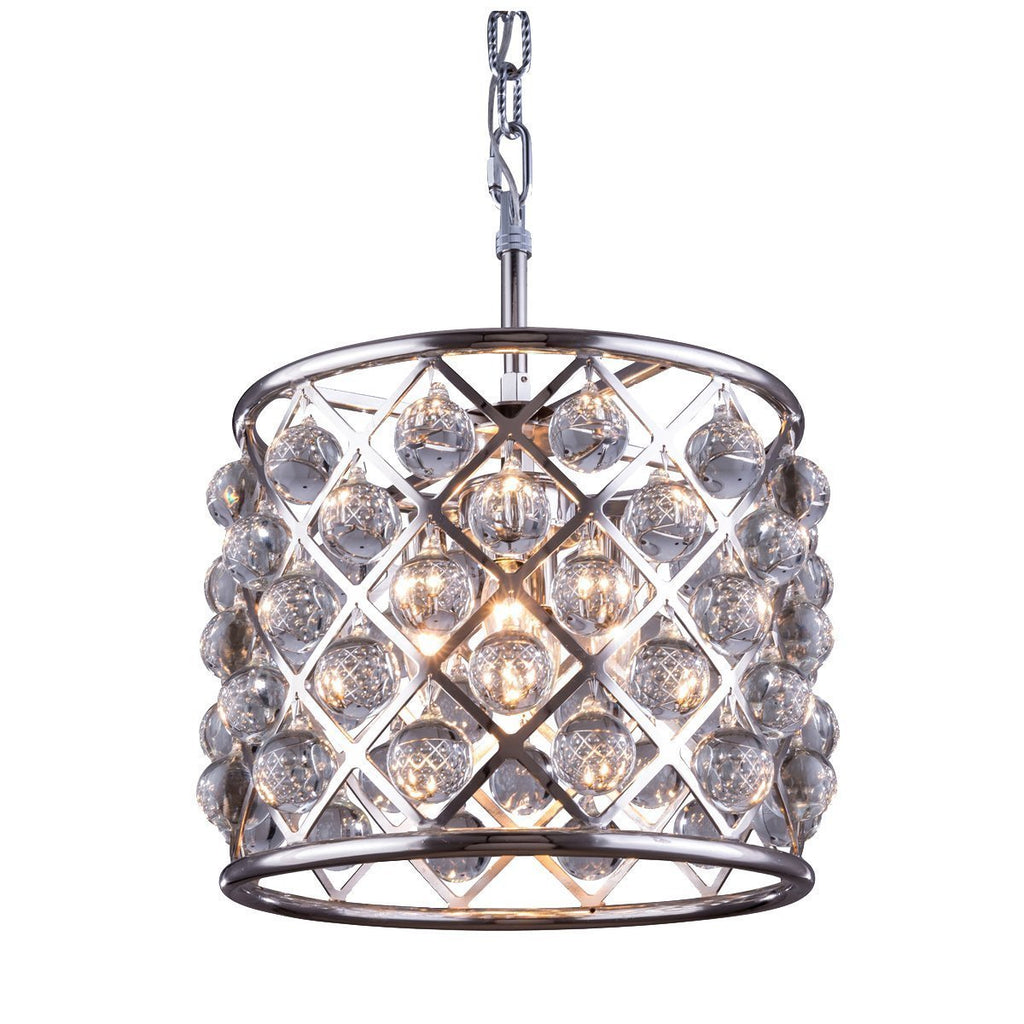 Elegant Lighting Madison 3 Lights Pendant