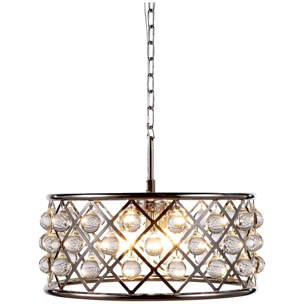 Elegant Lighting Madison 5 Lights Pendant