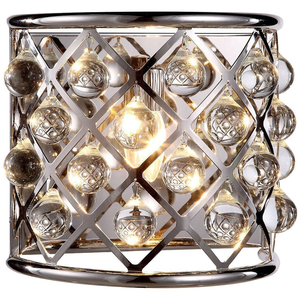 Elegant Lighting Madison 1 Light Sconce
