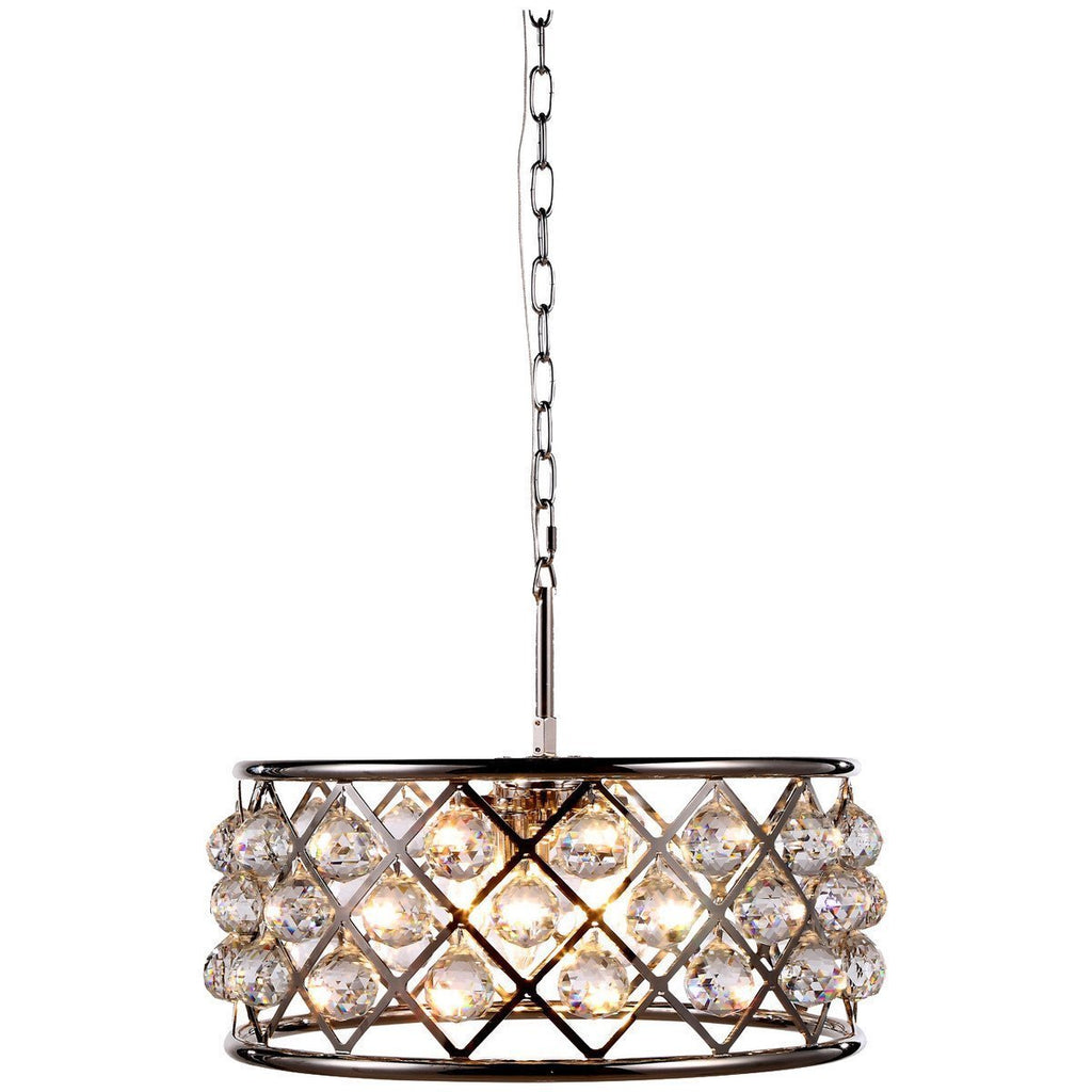 Elegant Lighting 5 Lights Madison Pendant
