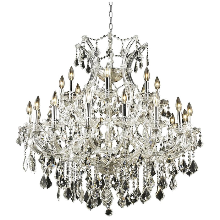 Elegant Lighting 2800 Maria Theresa 24 Lights Chandelier