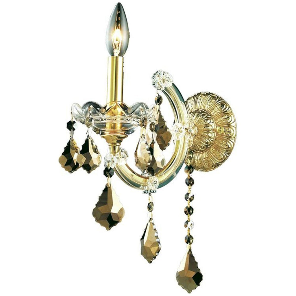 Elegant Lighting Maria Theresa 1 Light Sconce