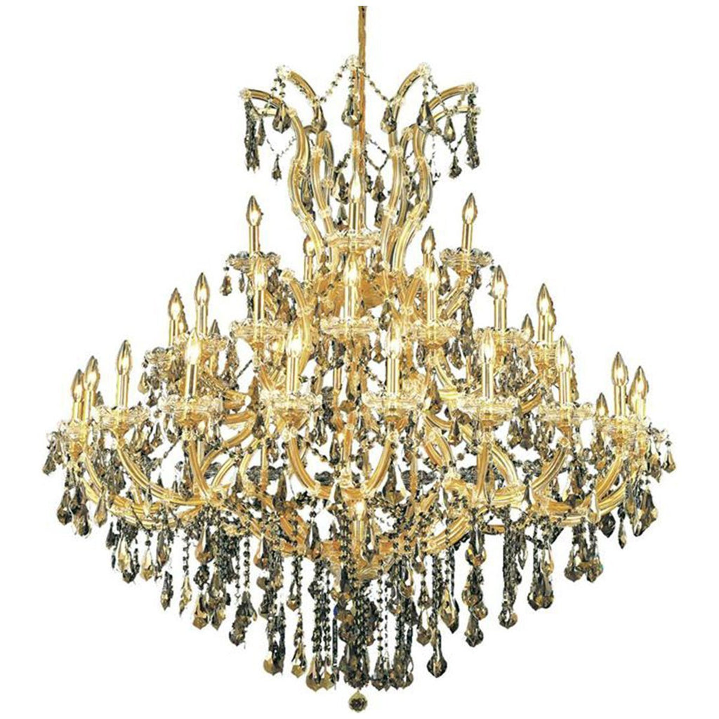Elegant Lighting 2801 Maria Theresa 41 Lights Chandelier