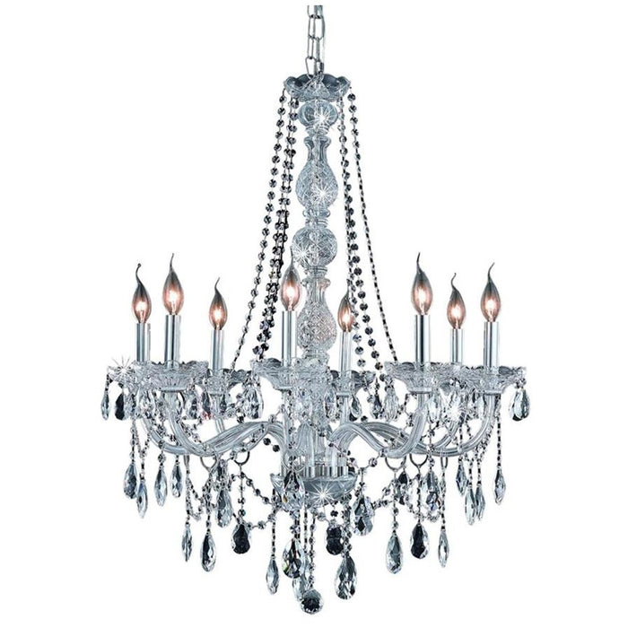 Elegant Lighting 7958 Verona 8 Lights Chandelier
