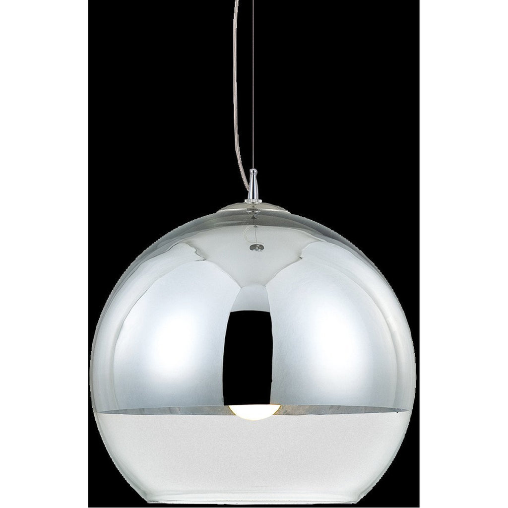 Eurofase DESIGNWL2017 Chromos 1-Light Small Pendant
