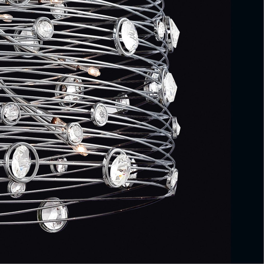 Eurofase DESIGNWL2017 Corfo 6-Light Chandelier