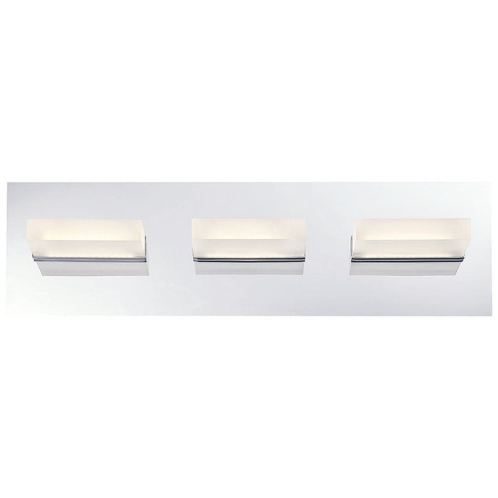 Eurofase DESIGNWL2017 Olson 3-Light Led Bathbar Sconce