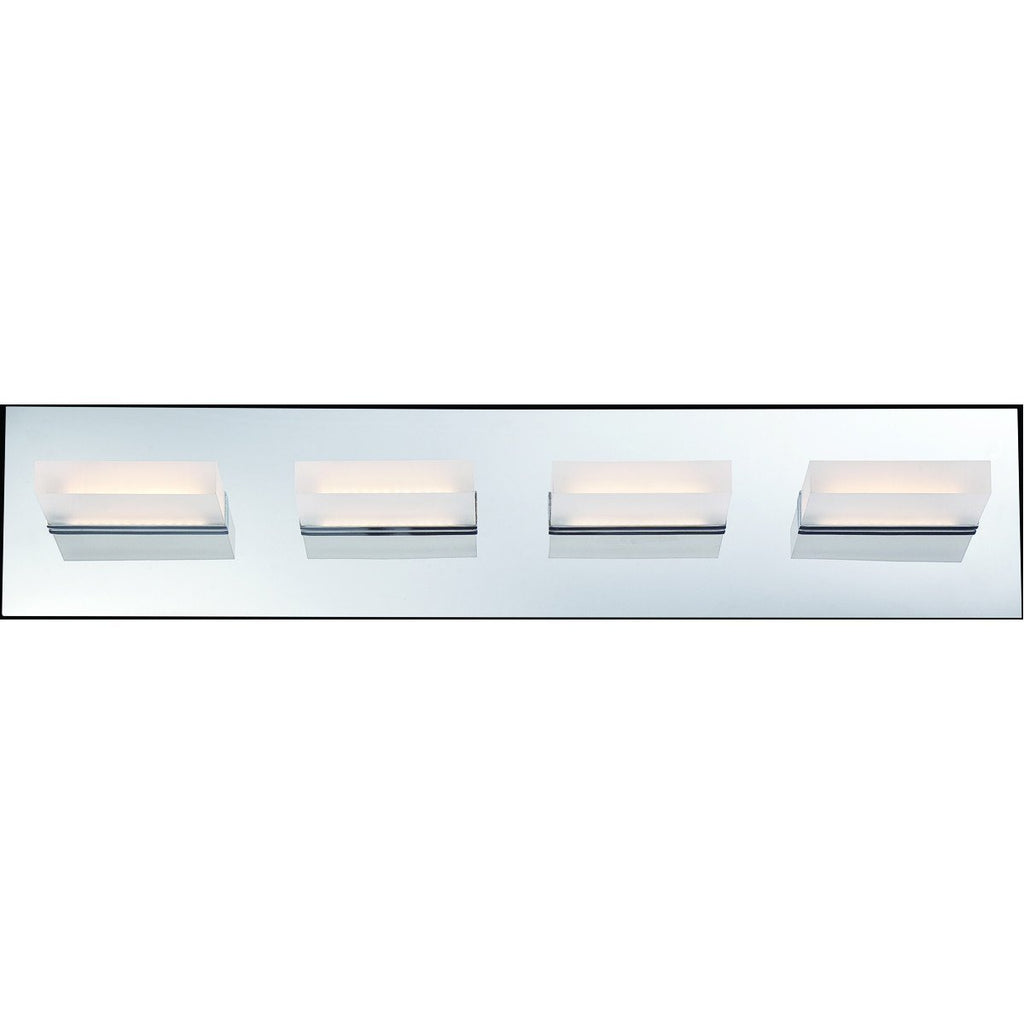 Eurofase DESIGNWL2017 Olson 4-Light Led Bathbar Sconce