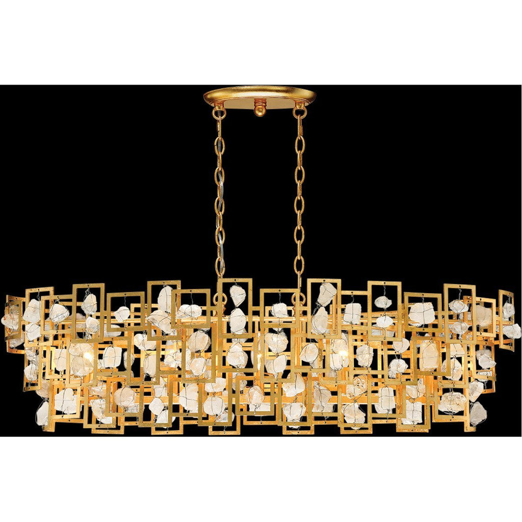 Eurofase DESIGNWL2017 Elrose 5-Light Chandelier