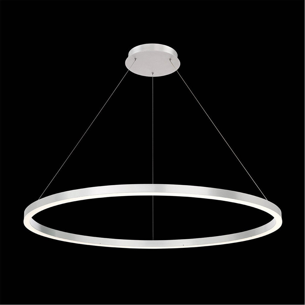 Eurofase DESIGNWL2017 Spunto Medium Led Silver Chandelier