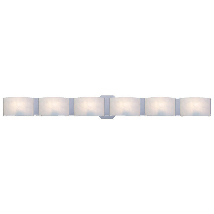 Eurofase DESIGNWL2017 Dakota 6-Light Bathbar Sconce