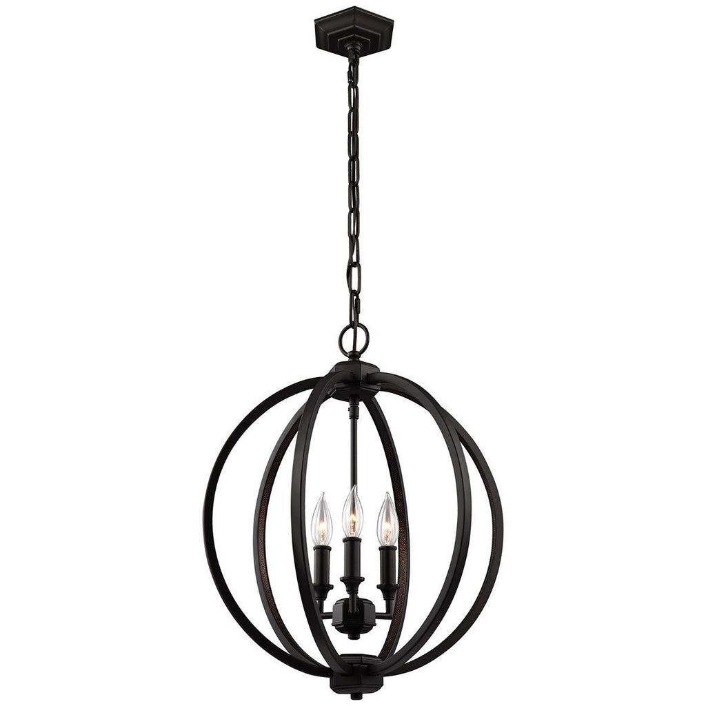 Feiss Corinne 3 Lights Pendant
