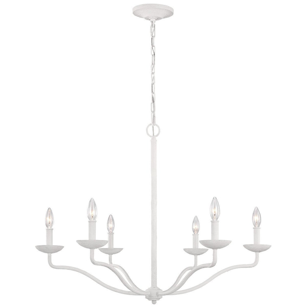 Feiss Annie 6 Lights Chandelier