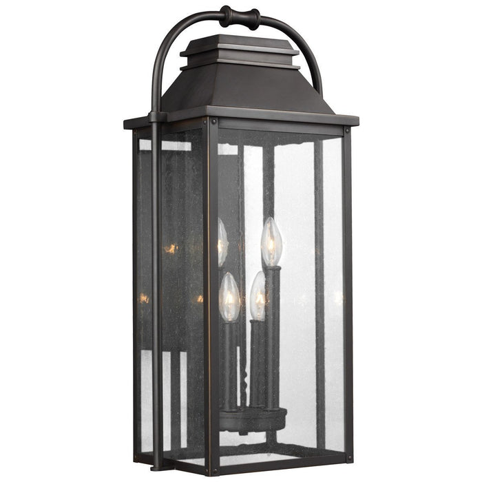 Feiss Wellsworth 4 Lights Outdoor Wall Lantern