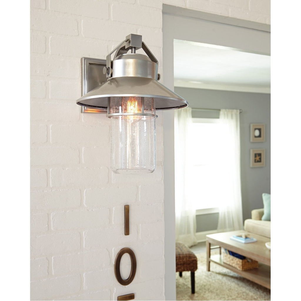 Feiss Boynton 1 Light Outdoor Wall Lantern