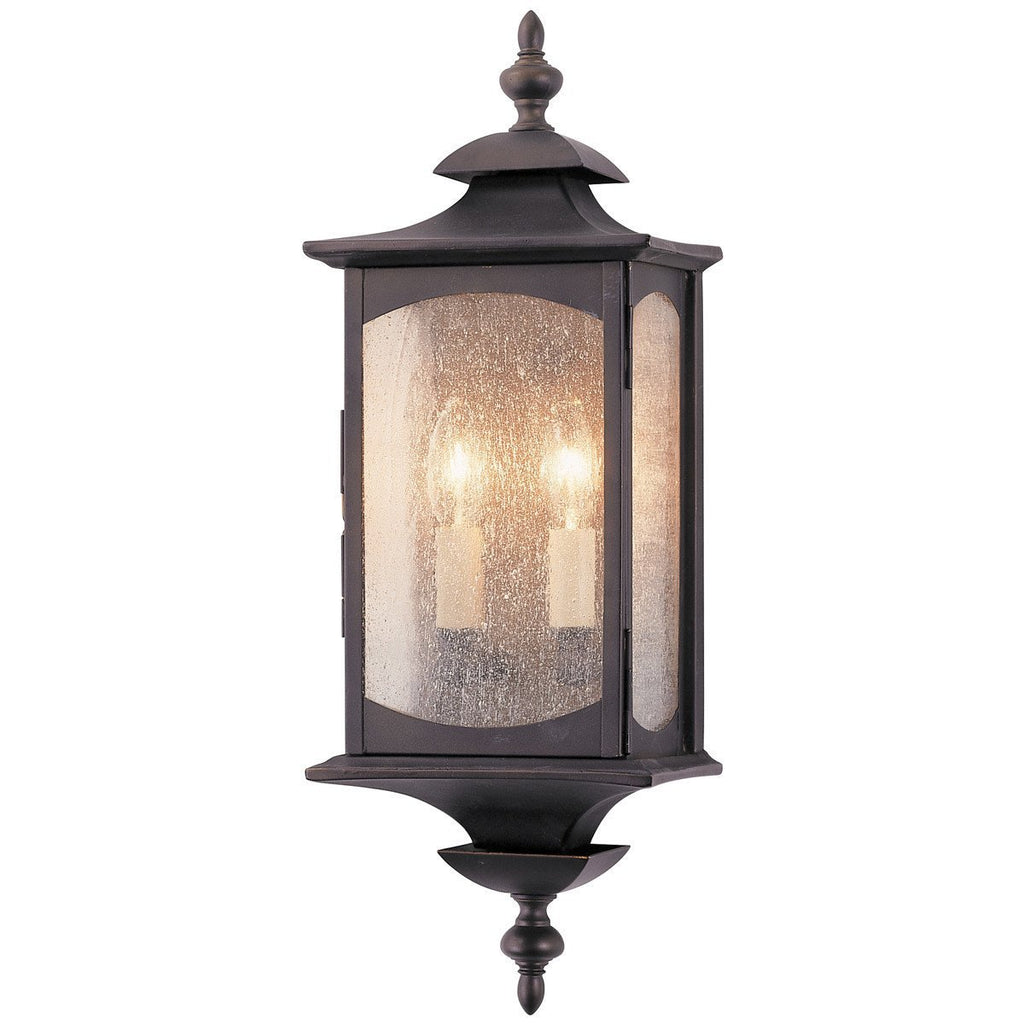 Feiss Market Square 2 Lights Wall Lantern