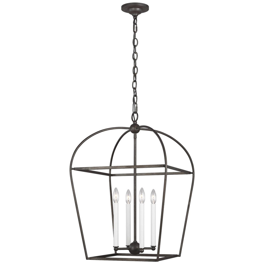 Feiss Stonington 4-Light Lantern