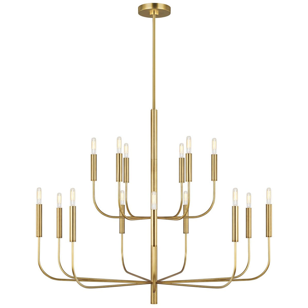 Feiss Brianna 15-Light Chandelier