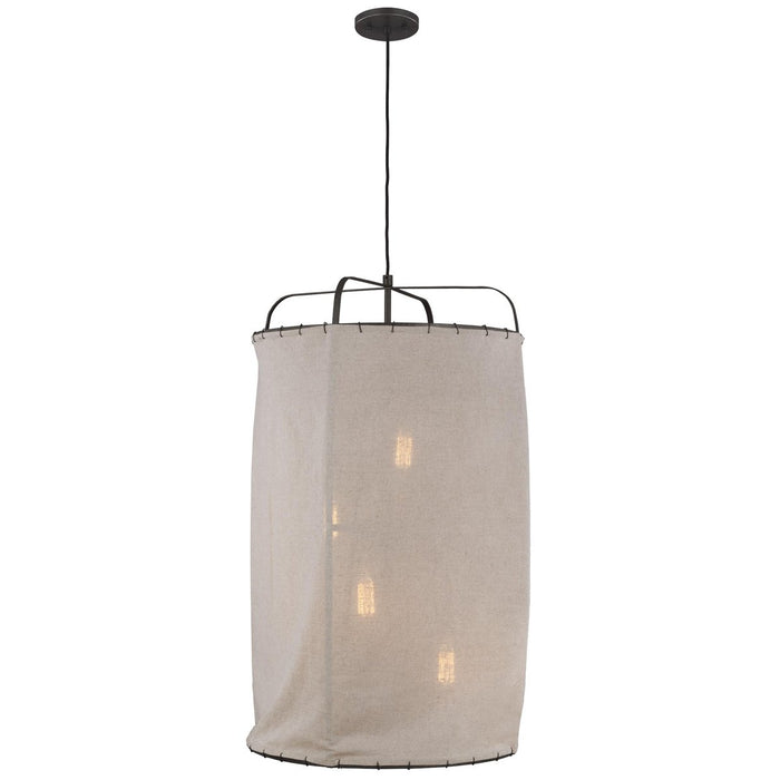 Feiss Dunne 4-Light Pendant