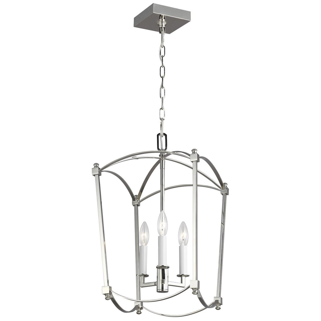 Feiss, Thayer 3-Light Chandelier, Chandeliers