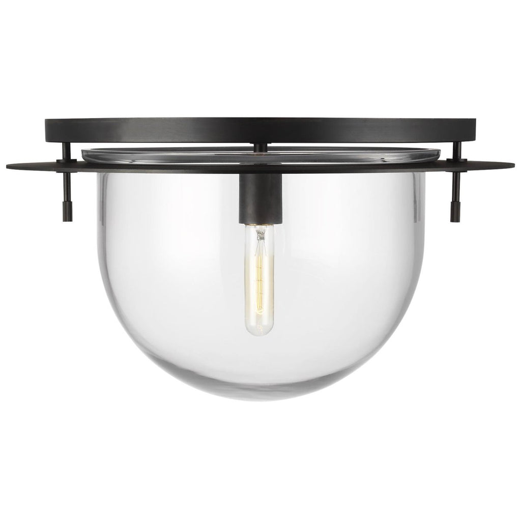 Feiss 1-Light Flush Mount
