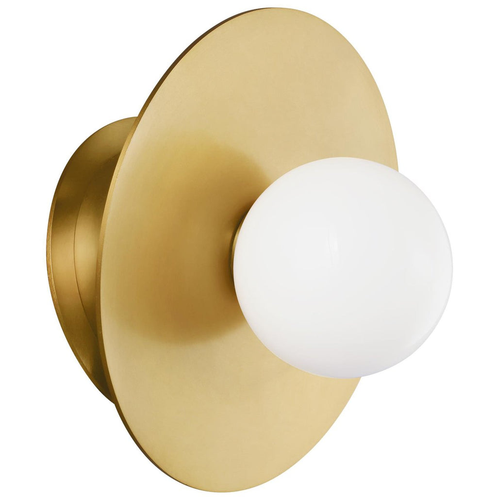 Feiss Nodes 1-Light Angled Wall Sconce