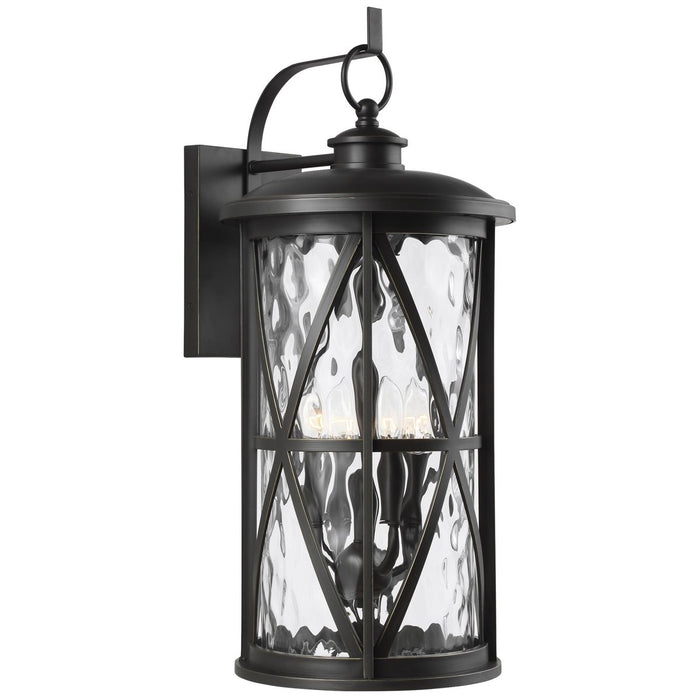 Feiss Millbrooke 4-Light Outdoor Wall Lantern