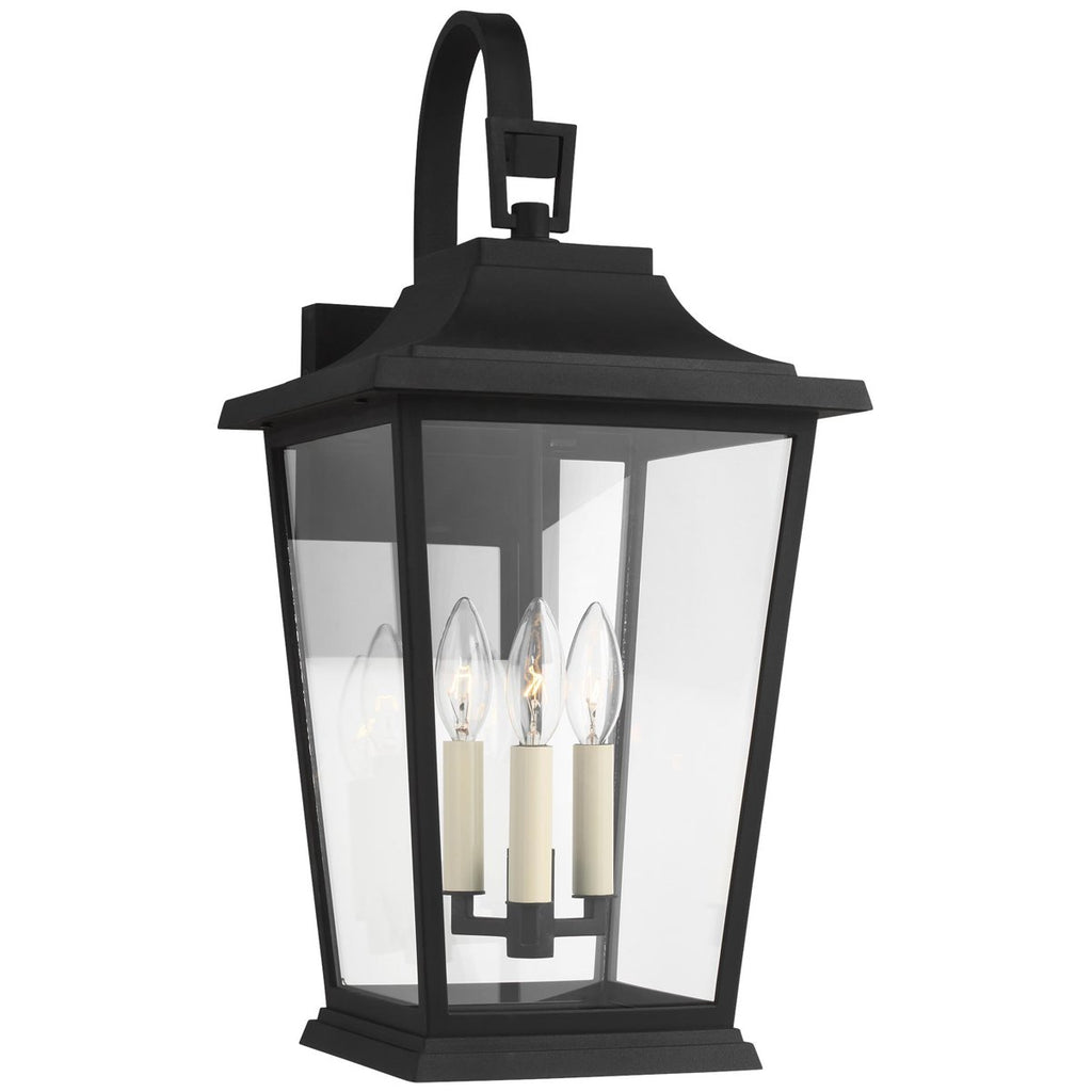 Feiss Warren 3-Light Outdoor Wall Lantern