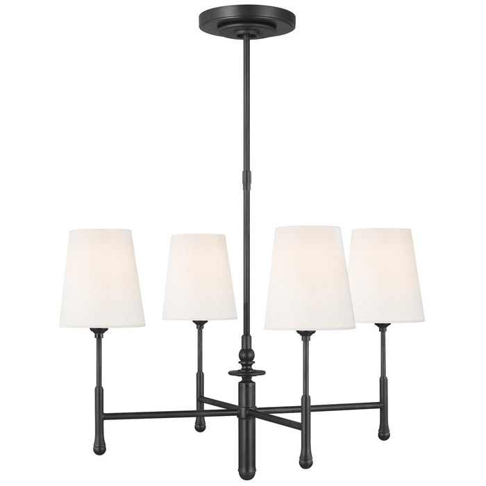 Feiss Capri 4-Light Chandelier