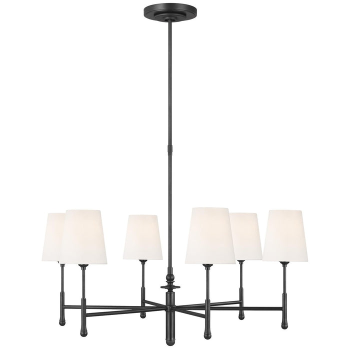 Feiss Capri 6-Light Chandelier