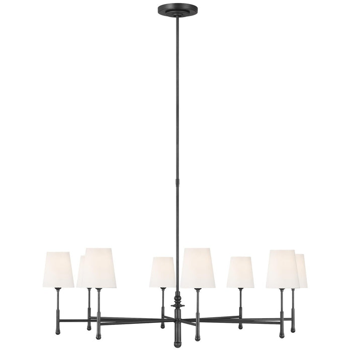 Feiss Capri 8-Light Chandelier