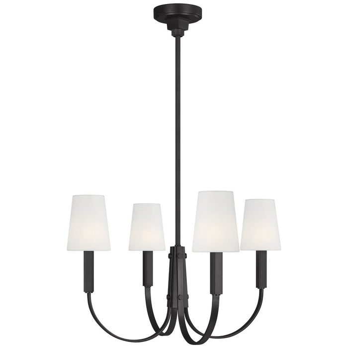 Feiss Logan 4-Light Chandelier