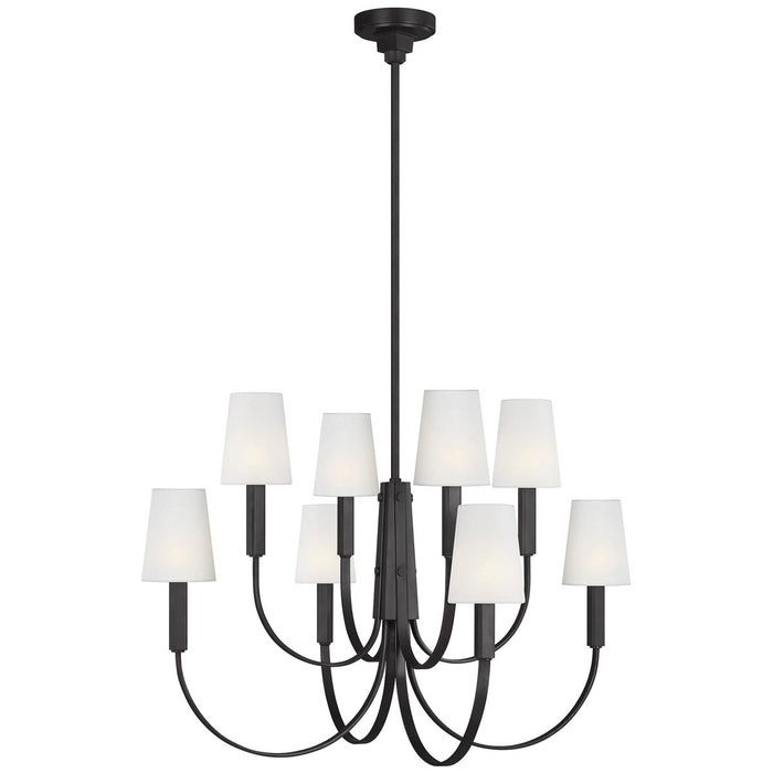 Feiss Logan 8-Light Chandelier