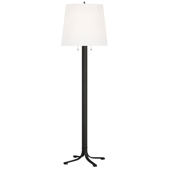 Feiss Logan 2-Light Floor Lamp