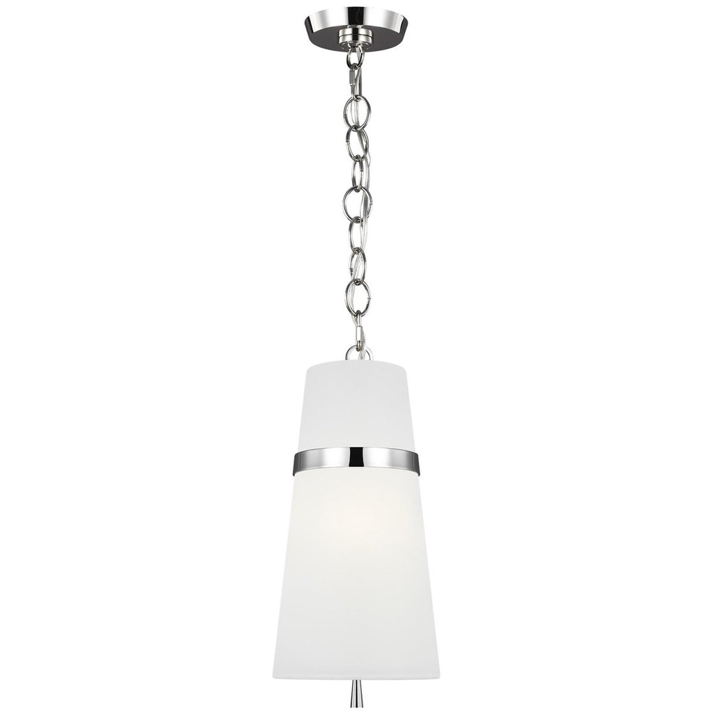 Feiss Cordtlandt 1-Light Small Pendant