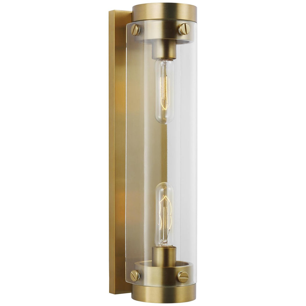 Feiss Garrett 2-Light Wall Sconce