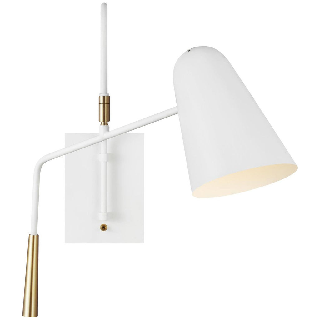 Feiss Simon 1-Light Wall Sconce