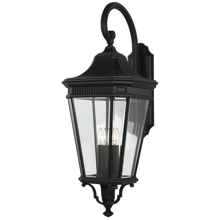 Feiss Cotswold Lane 4-Light Outdoor Wall Lantern
