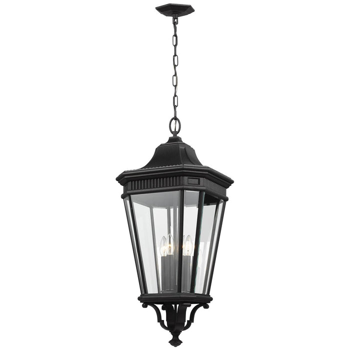 Feiss Cotswold Lane 4-Light Outdoor Hanging Lantern