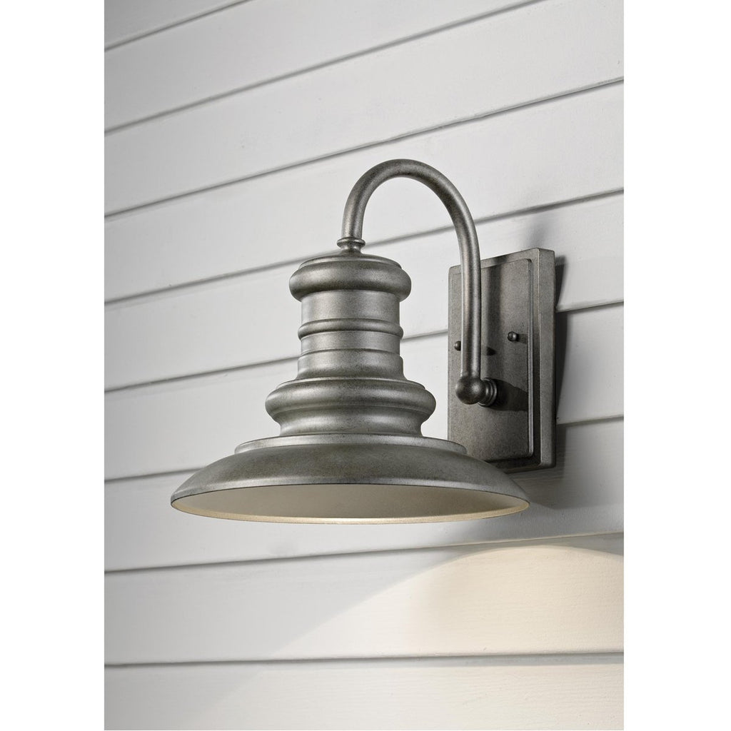 Feiss Redding Station 1-Light Medium Outdoor Wall Lighting