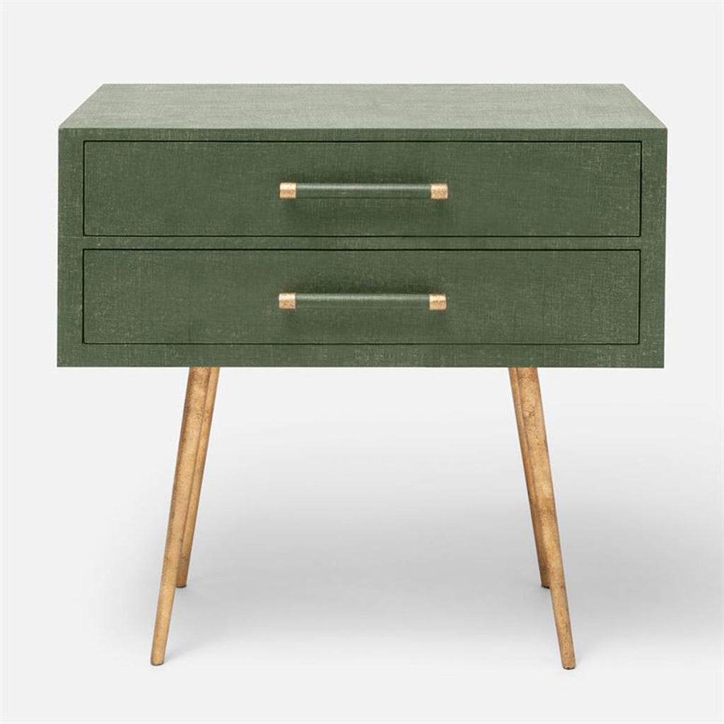 Made Goods Alene 1960s Double Nightstand