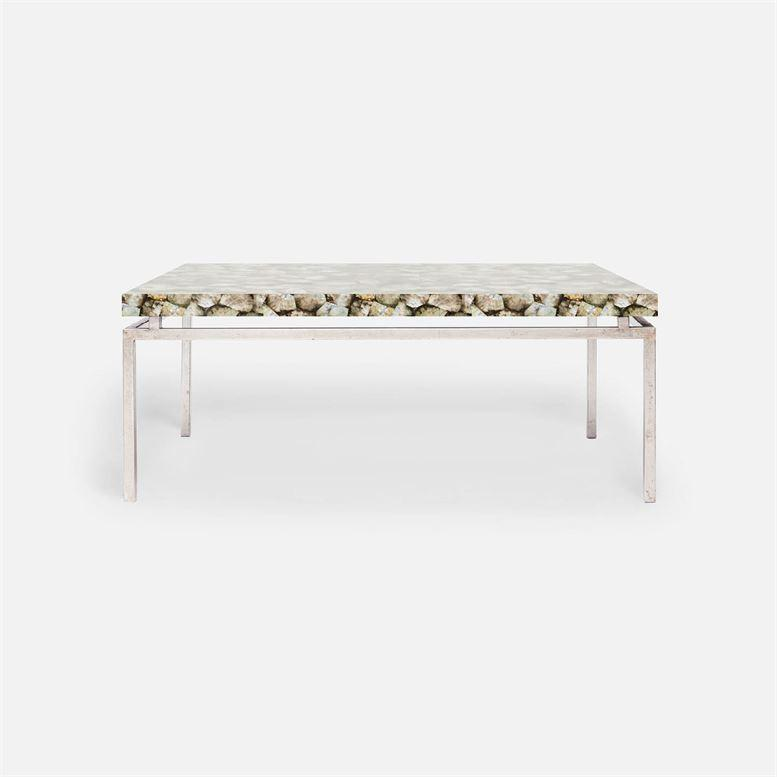 Made Goods Benjamin Small Shell Coffee Table