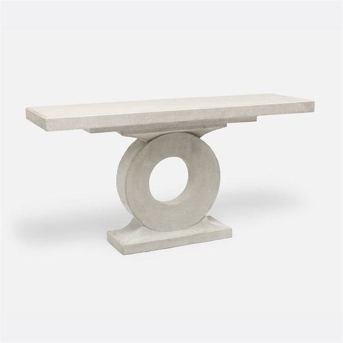 Made Goods Grier Outdoor Console Table