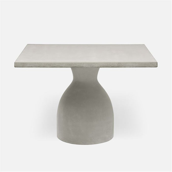 Made Goods Irving Square Concrete Outdoor Dining Table