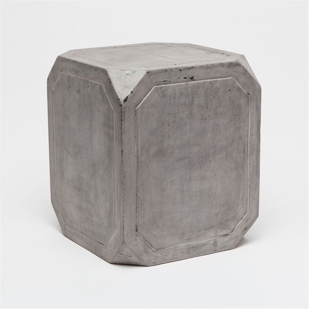 Made Goods Ivan Concrete Outdoor Accent Table