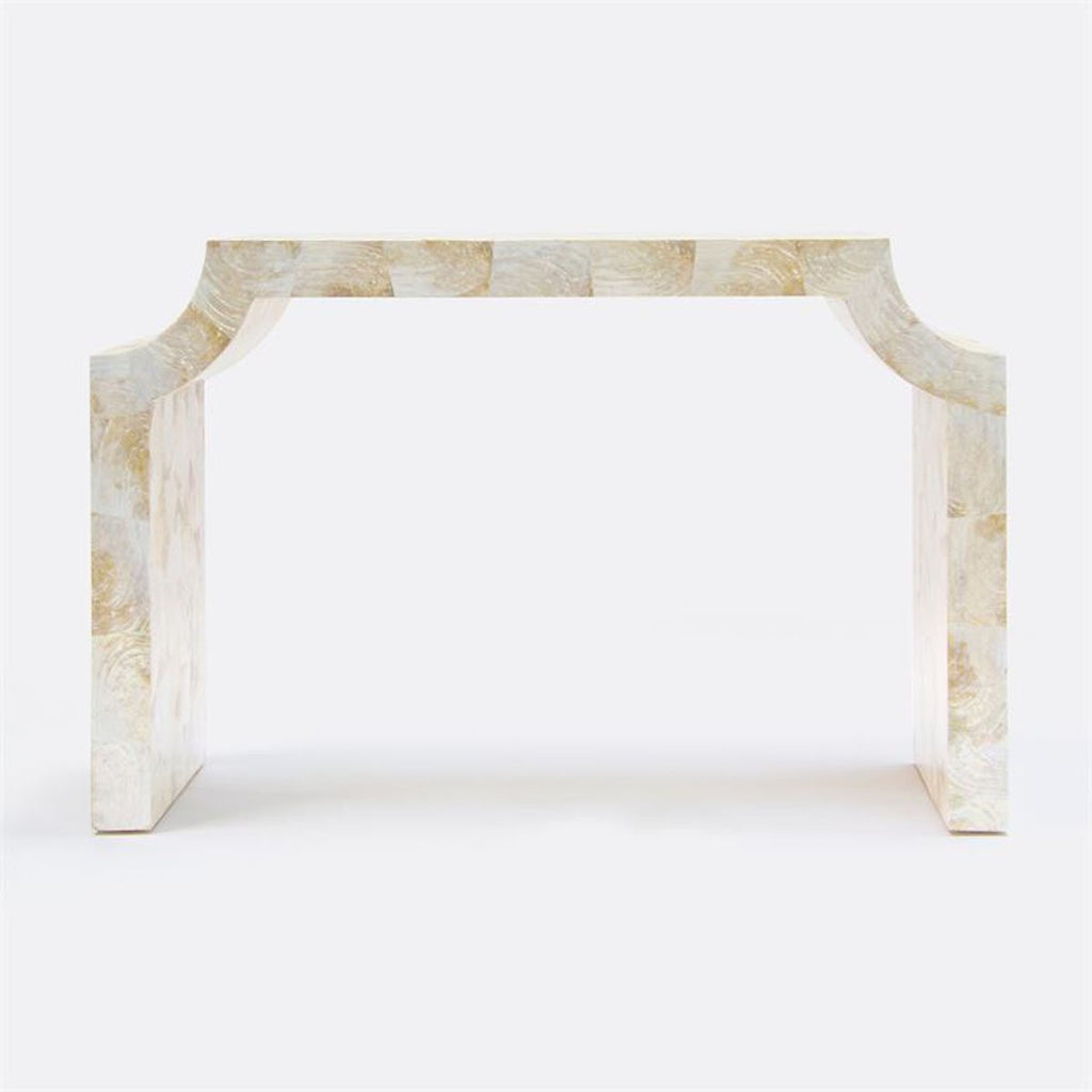 Made Goods Jade Deco Console Table