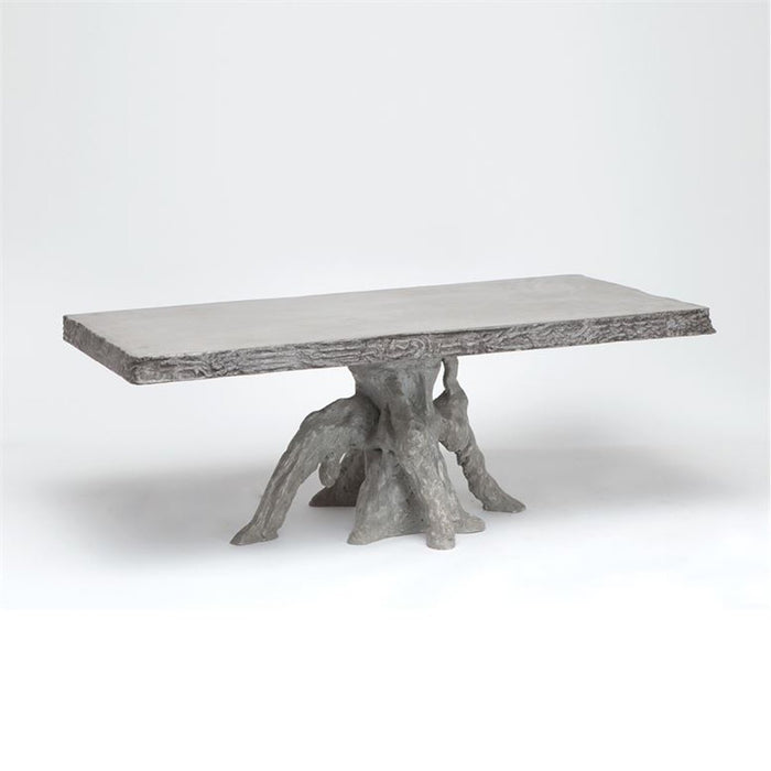 Made Goods Jeffrey Concrete Branch Outdoor Table