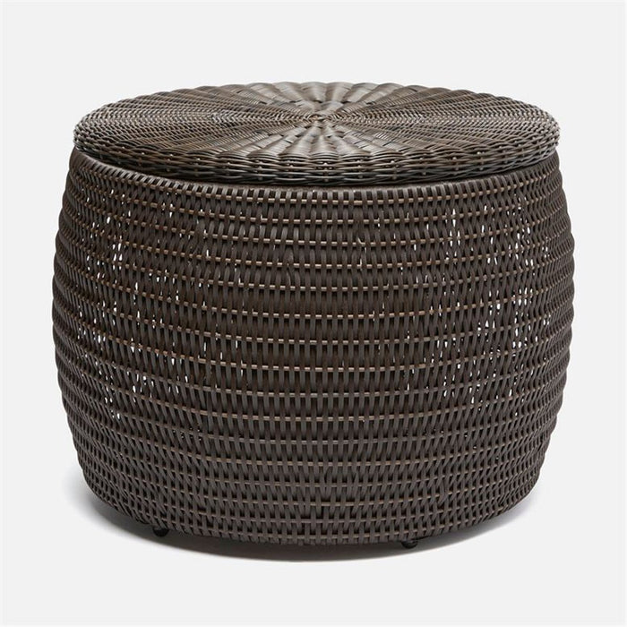 Made Goods Nalo Outdoor Woven Coffee Table