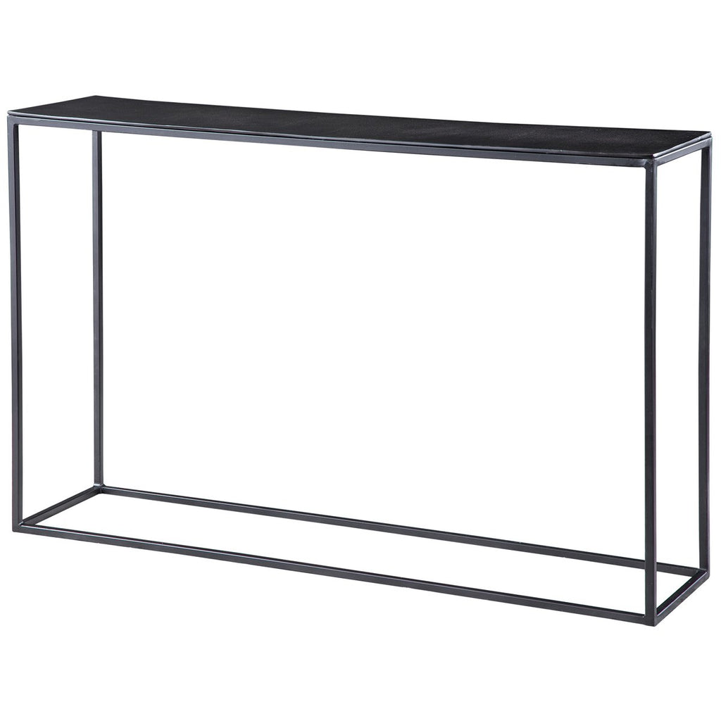 Uttermost Coreene Industrial Console Table