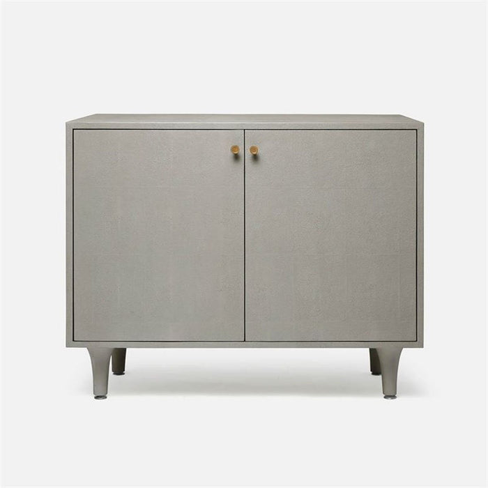 Made Goods Ramon Faux Shagreen 2-Door Buffet